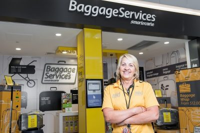 Perth Airport Baggage Storage and Wrapping
